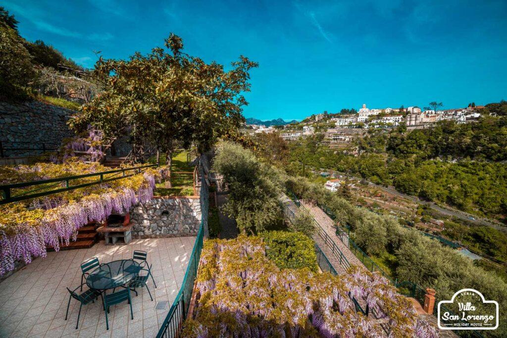 Vacation Villa on the Amalfi Coast