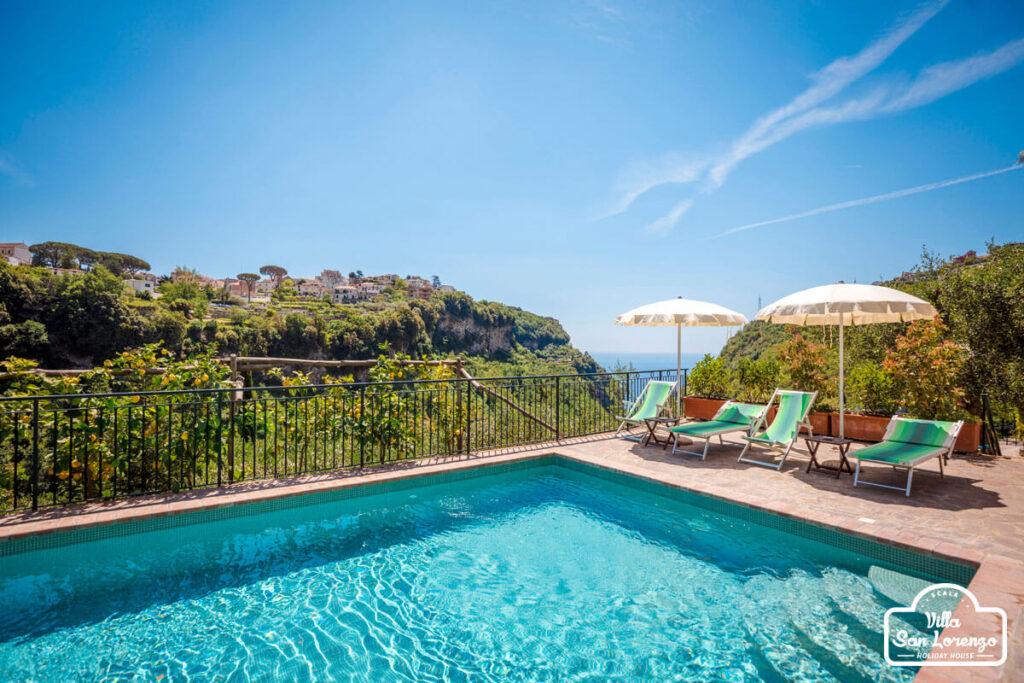 Villa San Lorenzo Amalfi Coast
