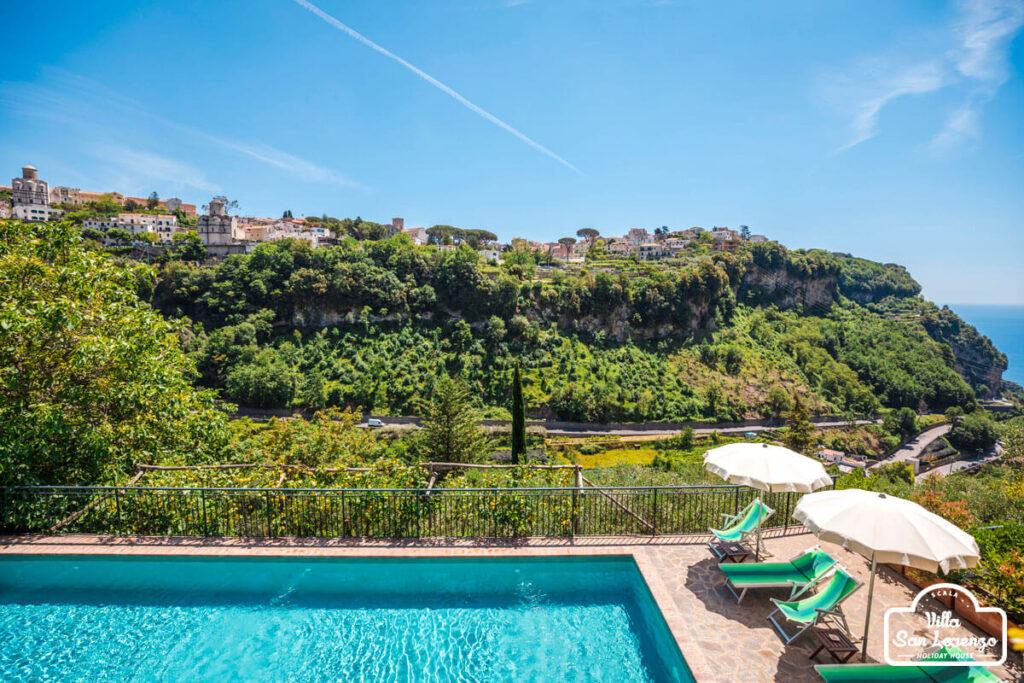 Villa with pool Amalfi Coast