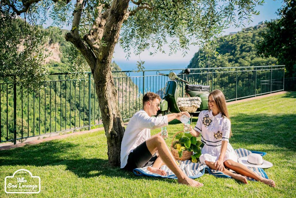Holiday House on the Amalfi Coast