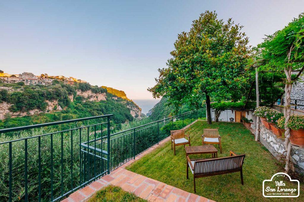 Vacation Apartments on the Amalfi Coast
