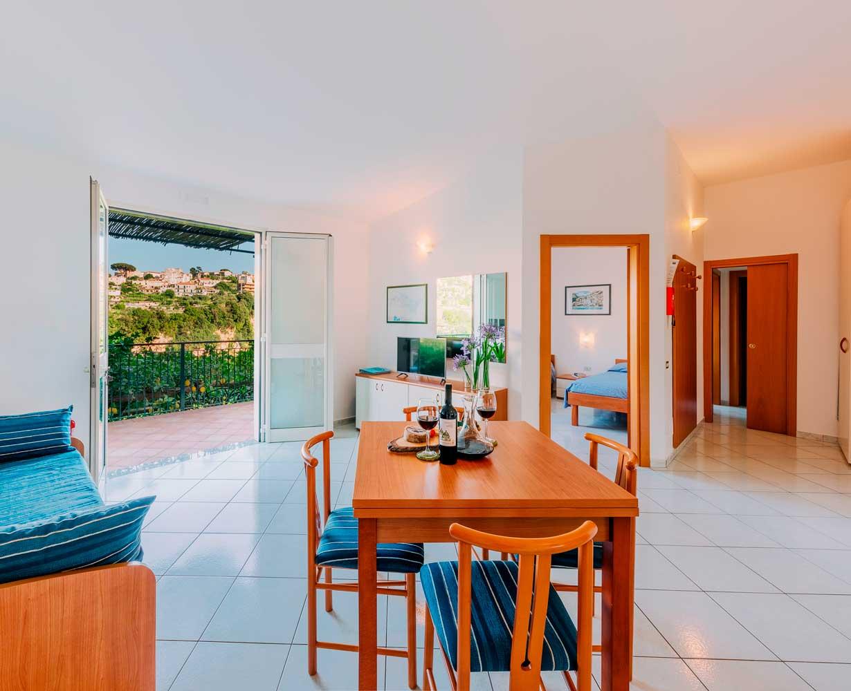 Appartamenti per vacanze Costiera Amalfitana